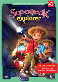 Superbook Explorer 21