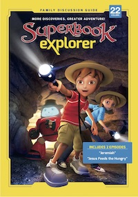 Superbook Explorer 22