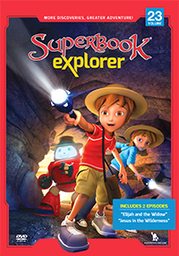 Superbook Explorer 23