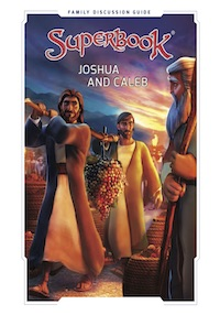 Joshua and Caleb